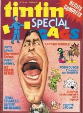 (Recueil) Tintin Super -4- Spécial gags