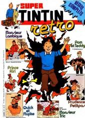 (Recueil) Tintin Super -21- Rétro