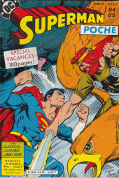 Superman (Poche) (Sagédition) -84 85- Superman poche 84 85