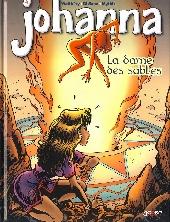 Une femme dans la peau / Johanna -4- Johanna - La dame des sables