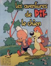 Pif le chien (1re série - Vaillant) -11- Pif 1re série n°11