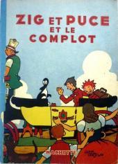 Zig et Puce (Hachette) -14- Zig et Puce et le complot