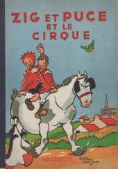Zig et Puce (Hachette) -15- Zig et Puce et le cirque