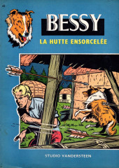 Bessy -43- La hutte ensorcelée