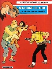 Chick Bill -5767- Maligne Claire - La Mata Hari jaune