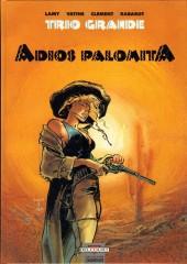Trio Grande -1- Adios Palomita