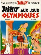Astérix -12a79- Astérix aux jeux Olympiques