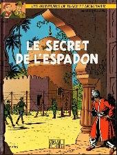 Blake et Mortimer (Les Aventures de) -2b1990- Le Secret de l'Espadon - Tome 2