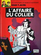 Blake et Mortimer (Les Aventures de) -10b1992- L'Affaire du collier