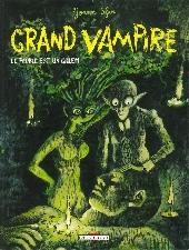 Grand vampire -6- Le peuple est un Golem