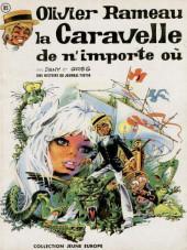 Olivier Rameau -4- La caravelle de n'importe où