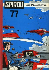 (Recueil) Spirou (Album du journal) -77- Spirou album du journal