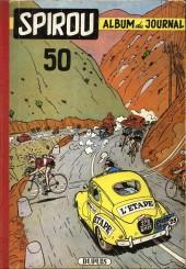 (Recueil) Spirou (Album du journal) -50- Spirou album du journal