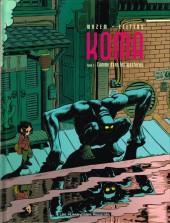 Koma -3- Comme dans les westerns