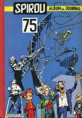 (Recueil) Spirou (Album du journal) -75- Spirou album du journal