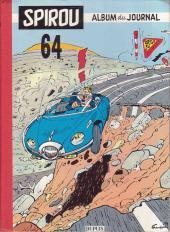 (Recueil) Spirou (Album du journal) -64- Spirou album du journal
