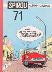 (Recueil) Spirou (Album du journal) -71- Spirou album du journal