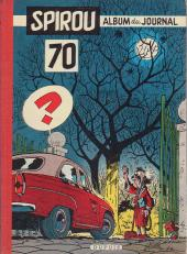 (Recueil) Spirou (Album du journal) -70- Spirou album du journal