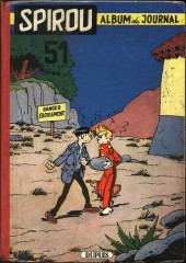 (Recueil) Spirou (Album du journal) -51- Spirou album du journal