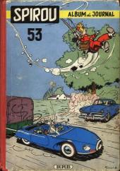 (Recueil) Spirou (Album du journal) -53- Spirou album du journal
