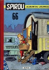 (Recueil) Spirou (Album du journal) -66- Spirou album du journal