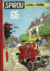 (Recueil) Spirou (Album du journal) -65- Spirou album du journal