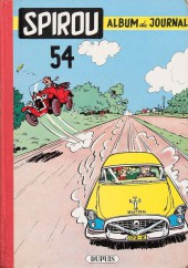 (Recueil) Spirou (Album du journal) -54- Spirou album du journal