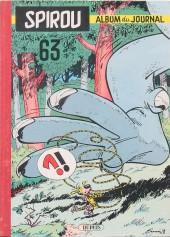 (Recueil) Spirou (Album du journal) -63- Spirou album du journal