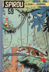 (Recueil) Spirou (Album du journal) -59- Spirou album du journal