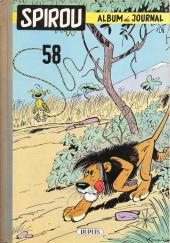 (Recueil) Spirou (Album du journal) -58- Spirou album du journal