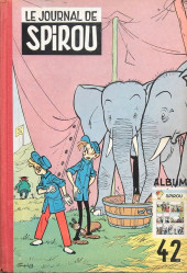 (Recueil) Spirou (Album du journal) -42- Spirou album du journal