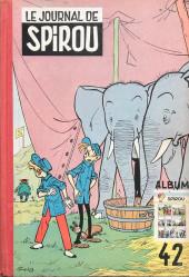(Recueil) Spirou (Album du journal) -42- Spirou album du journal