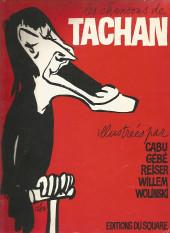 Les chansons de Tachan -1- Volume 1