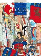 Histoire de Lyon en BD (L')
