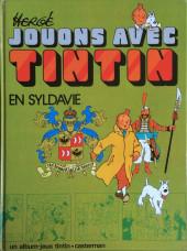 Tintin - Divers -J1- Jouons avec Tintin en Syldavie