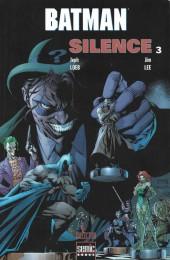 Batman : Silence -3- Silence 3