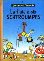 Johan et Pirlouit -9- La flûte à six schtroumpfs