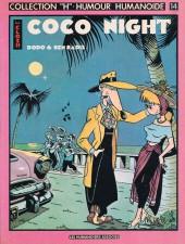 Les closh -3- Coco Night