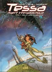 Tessa agent intergalactique -2- Les Dix Dalles du Labyrinthe