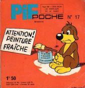 Pif Poche -17- Pif Poche n°17