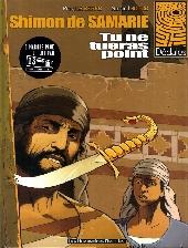 Shimon de Samarie / Le Samaritain -1- Tu ne tueras point
