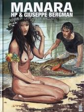 Giuseppe Bergman (Humanoïdes Associés) -2- La route de Macondo