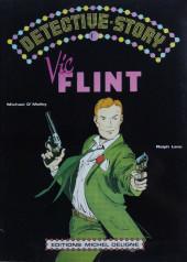 Detective story - Vic Flint
