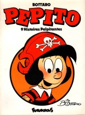 Pepito (Bottaro) -INT- 9 histoires palpitantes