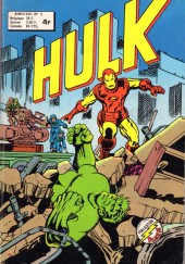 Hulk (1re Série - Arédit - Flash) -5- Un Titan rôde