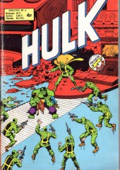Hulk (1re Série - Arédit - Flash) -6- Hulk et le Tyran