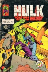 Hulk (1re Série - Arédit - Flash) -10- Les défenseurs : Conquérants de la Terre