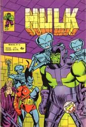 Hulk (1re Série - Arédit - Flash) -13- Le piège
