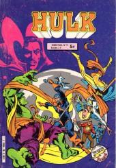 Hulk (1re Série - Arédit - Flash) -19- Un intrus dans la tête