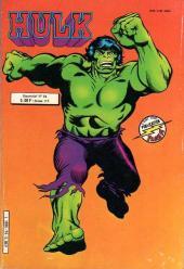 Hulk (1re Série - Arédit - Flash) -24- Prenez garde à la ruche !